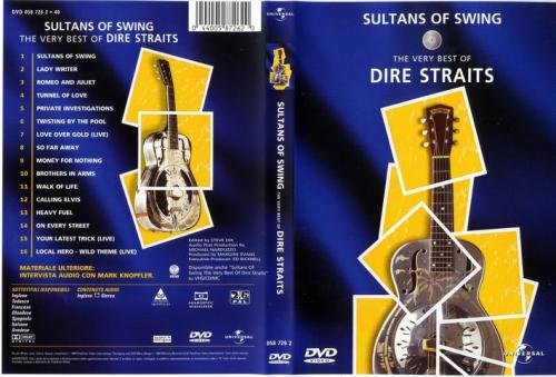 Dire Straits - Sultans Of Swing - FRONT