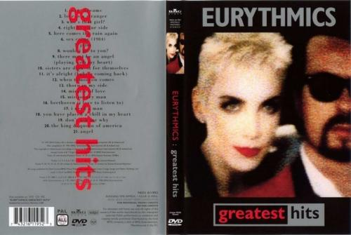 Eurythmics - Greatest Hits - Cover FRONT