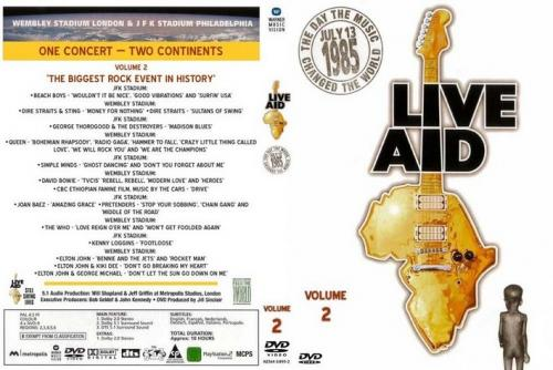 Live Aid 2 - Day That Music Changed The World (1985)