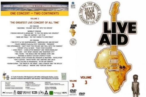 Live Aid 3 - Day That Music Changed The World (1985)