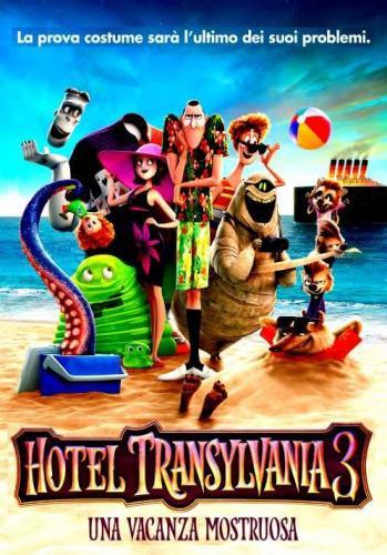 HOTEL TRANSYLVANIA 3 UNA VACANZA MOSTRUOSA