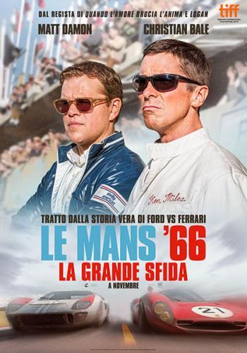 LE MAN 66 LA GRANDE SFIDA