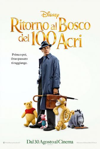 RITORNO AL BOSCO DEI 100 ACRI